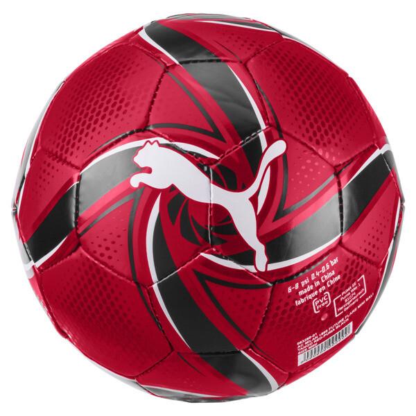 AC Milan FUTURE Flare minibal, Tango Red -Puma Black, large
