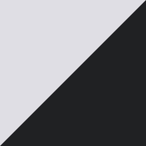 White-Black-Electric Blue