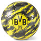 BVB Iconic Big Cat Football, Puma Black-Cyber Yellow, small
