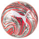 Pallone da calcio Shock, Red Blast-Puma White, small