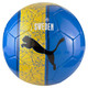 Euro Cup Non-Licensed Training Football, Spectra Yellow-Puma Royal, small