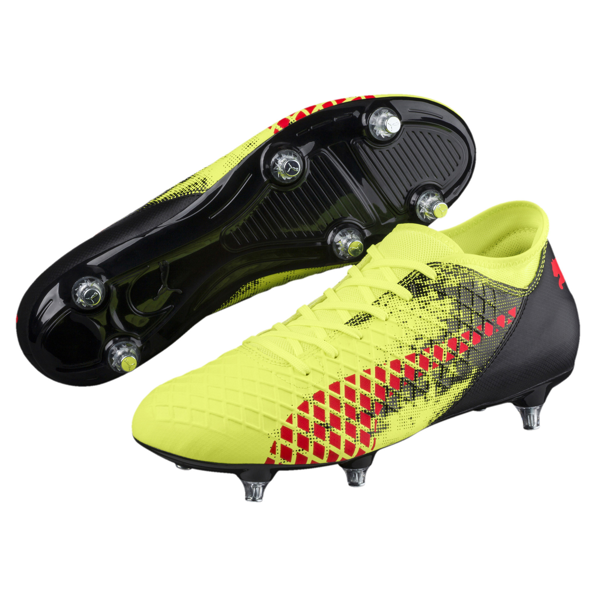 Image Puma Men's FUTURE 18.4 SG Football Boots #2