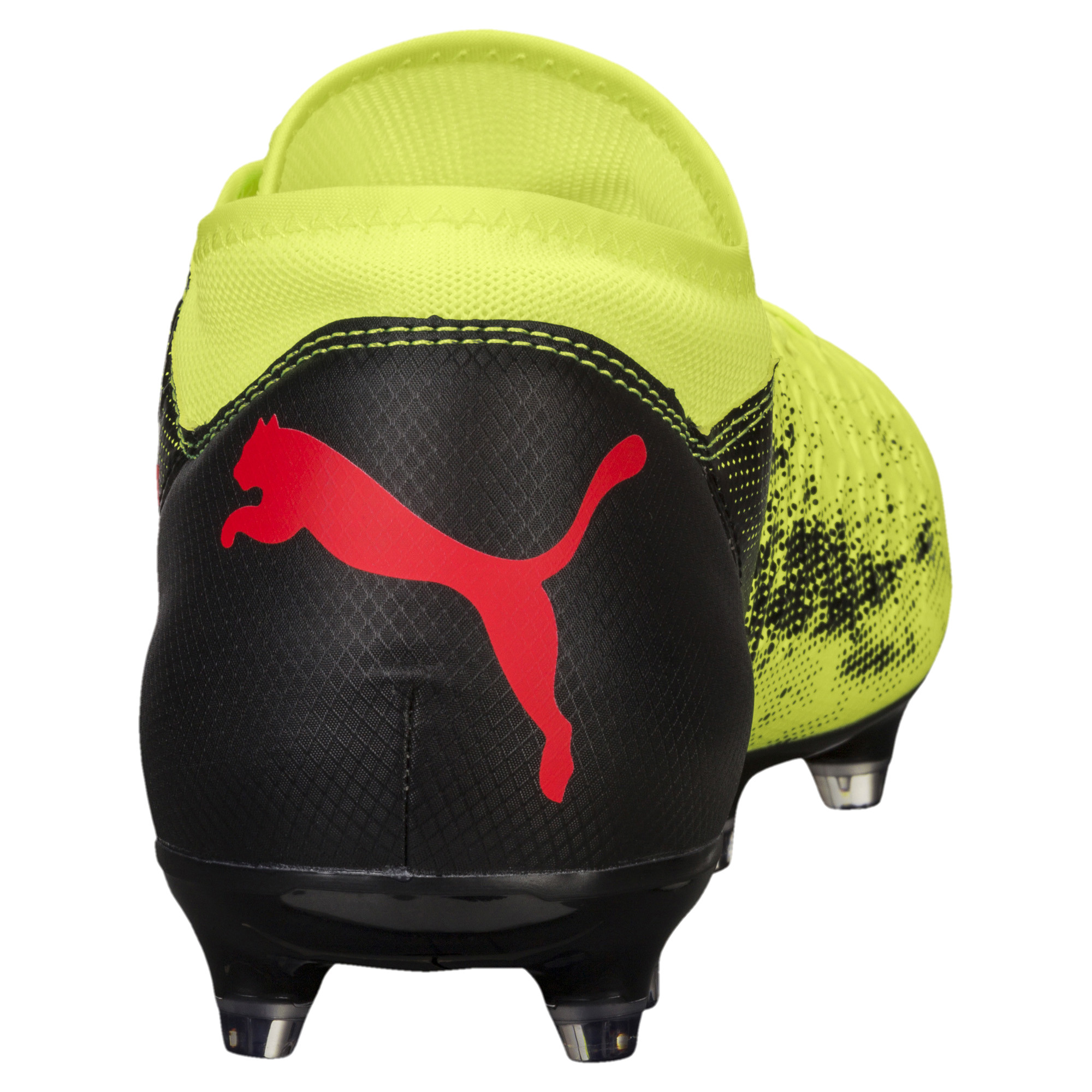 Image Puma Men's FUTURE 18.4 FG/AGFootball Boots #4