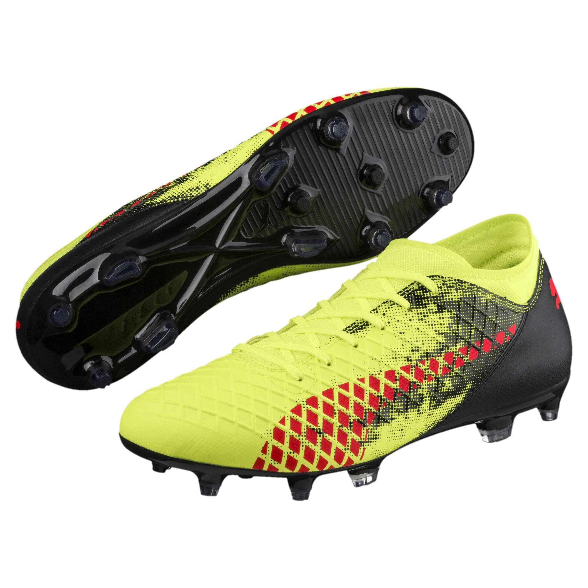 Image Puma Men's FUTURE 18.4 FG/AGFootball Boots #2