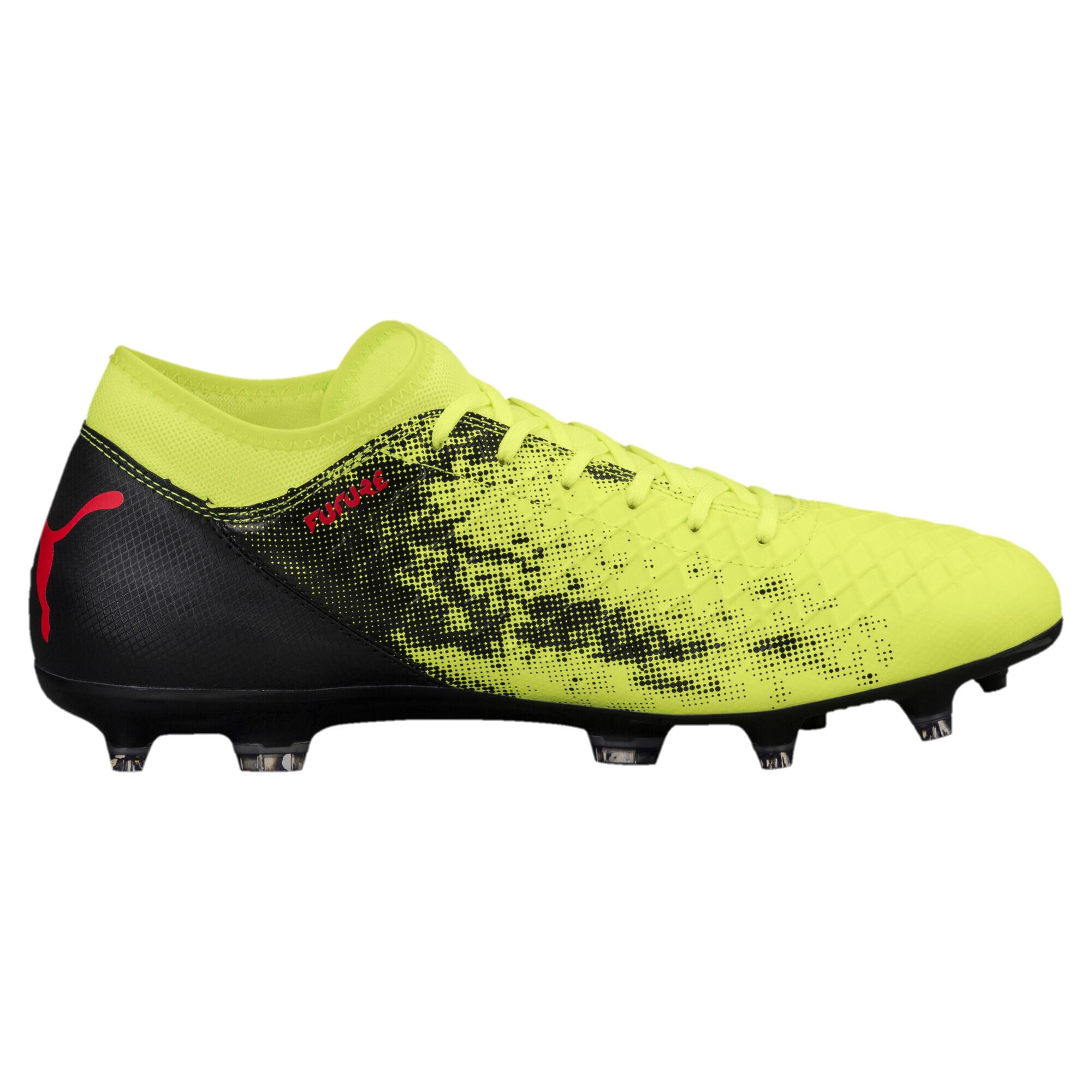 Image Puma Men's FUTURE 18.4 FG/AGFootball Boots #3