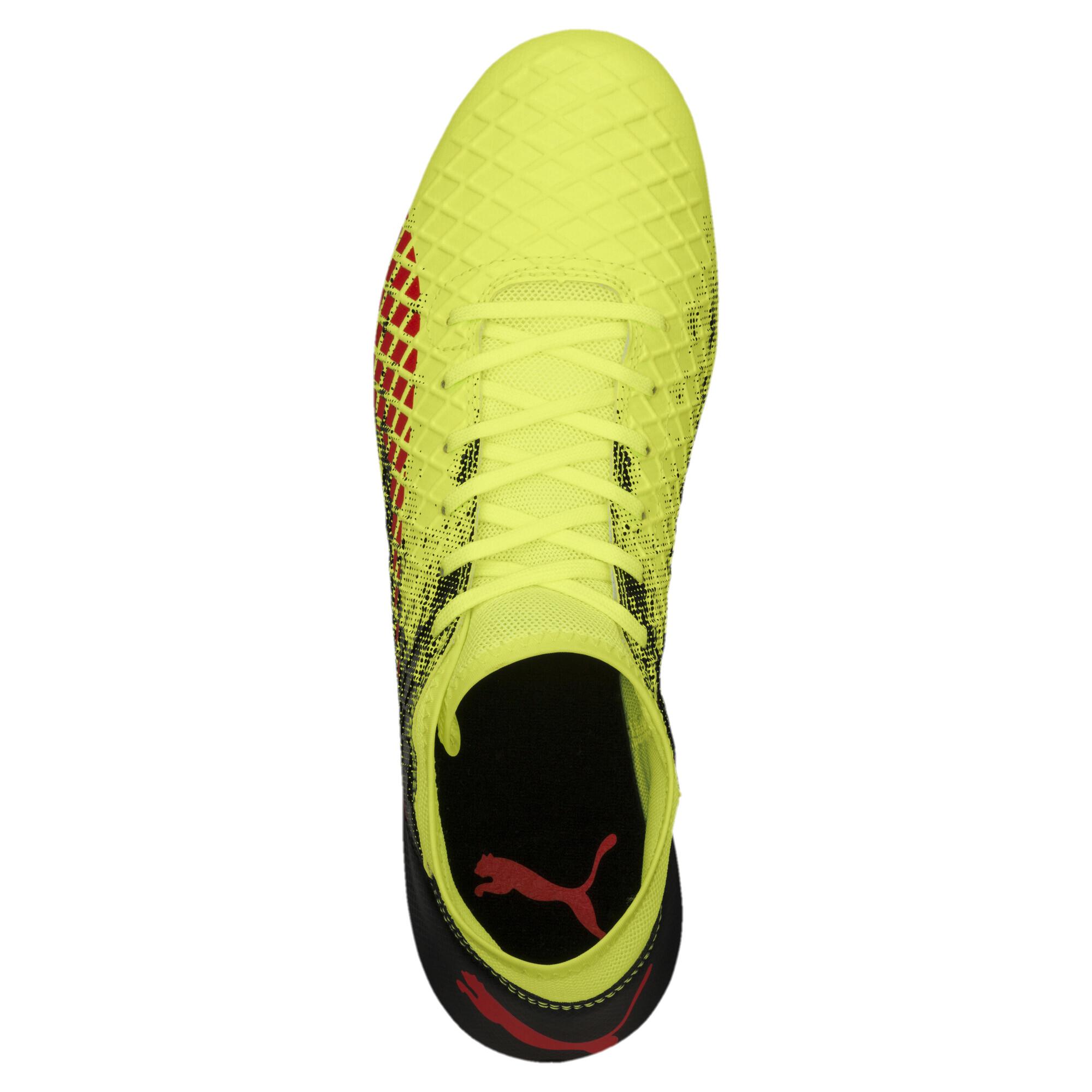 Image Puma Men's FUTURE 18.4 FG/AGFootball Boots #5