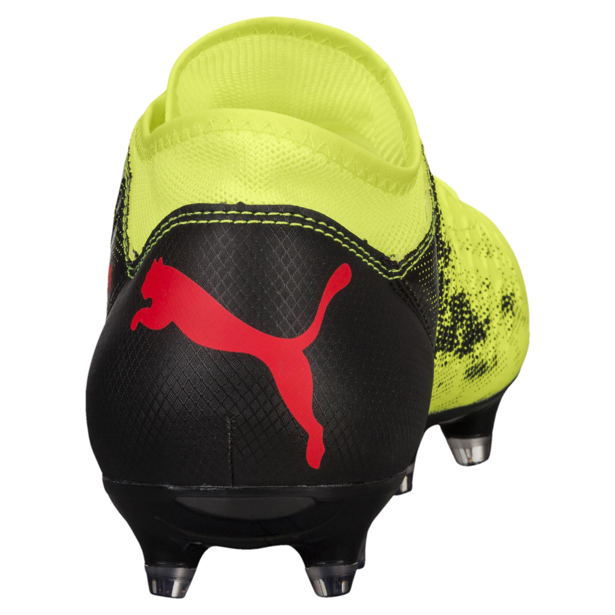 Image Puma Kids' FUTURE 18.4 FG/AG Football Boots #4