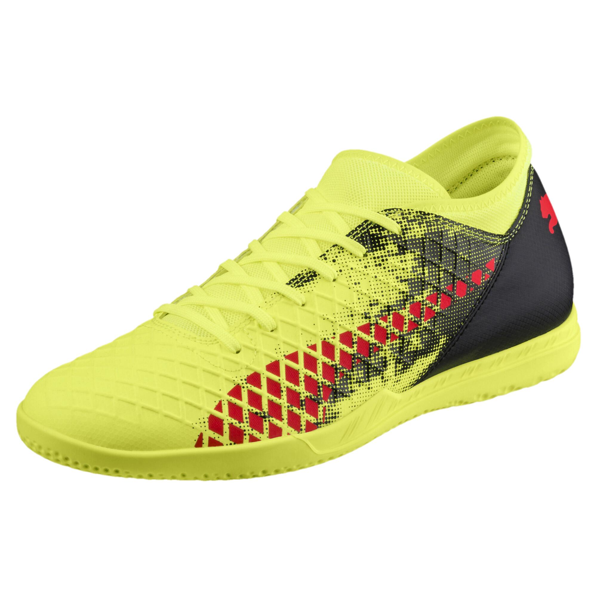 Image Puma Men's FUTURE 18.4 IT Football Boots #1