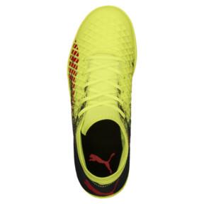 Thumbnail 5 of FUTURE 18.4 TT Soccer Cleats JR, Yellow-Red-Black, medium
