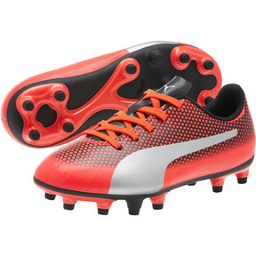Thumbnail 2 of Spirit FG JR Soccer Cleats, 01, medium