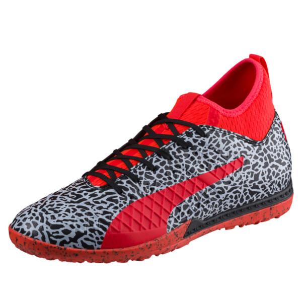 FUTURE 18.3 TT Men's Soccer Cleats, White-Black-Red, large