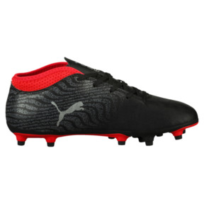 Thumbnail 3 of ONE 18.4 FG Soccer Cleats JR, Black-Silver-Red, medium
