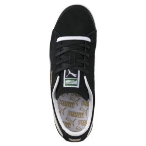 Thumbnail 5 of FUTURE Suede Men's Turf Football Boots, Black-White, medium