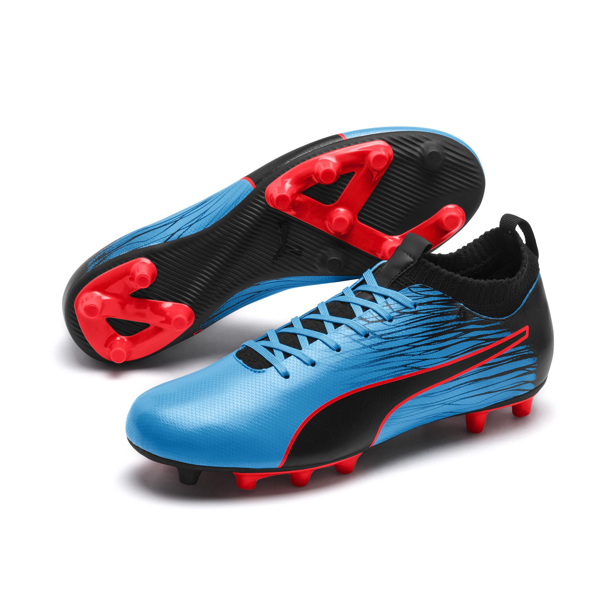Image Puma evoKNIT II FG Men's Football Boots #2