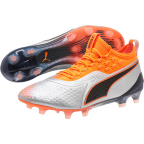 Thumbnail 2 of PUMA ONE 1 FG/AG Men's Soccer Cleats, 01, medium