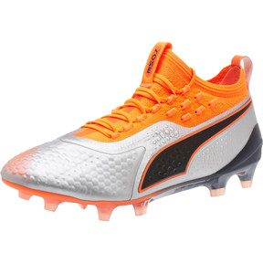 Thumbnail 1 of PUMA ONE 1 FG/AG Men's Soccer Cleats, 01, medium