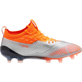 Thumbnail 3 of PUMA ONE 1 FG/AG Men's Soccer Cleats, 01, medium