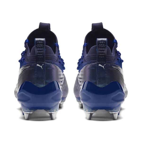 プーマ ワン 1 レザー MX SG, sodalite blue-Silver-Peacoat, large-JPN