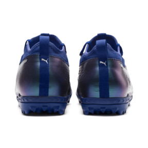 Thumbnail 4 of PUMA ONE 3 TT Men's Soccer Shoes, Sodalite Blue-Silver-Peacoat, medium