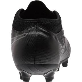 Thumbnail 4 of PUMA ONE 4 Synthetic FG Men's Soccer Cleats, Black-Black-Black, medium