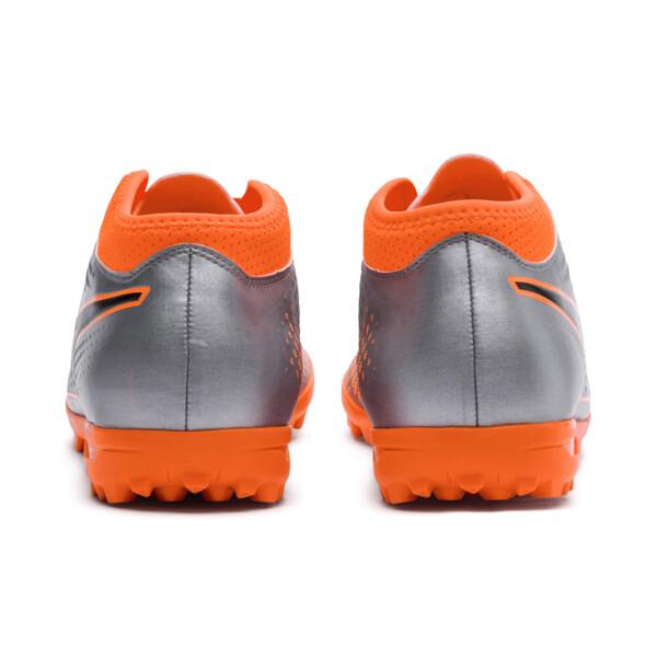 プーマ ワン 4 SYN TT, Silver-Orange-Black, large-JPN