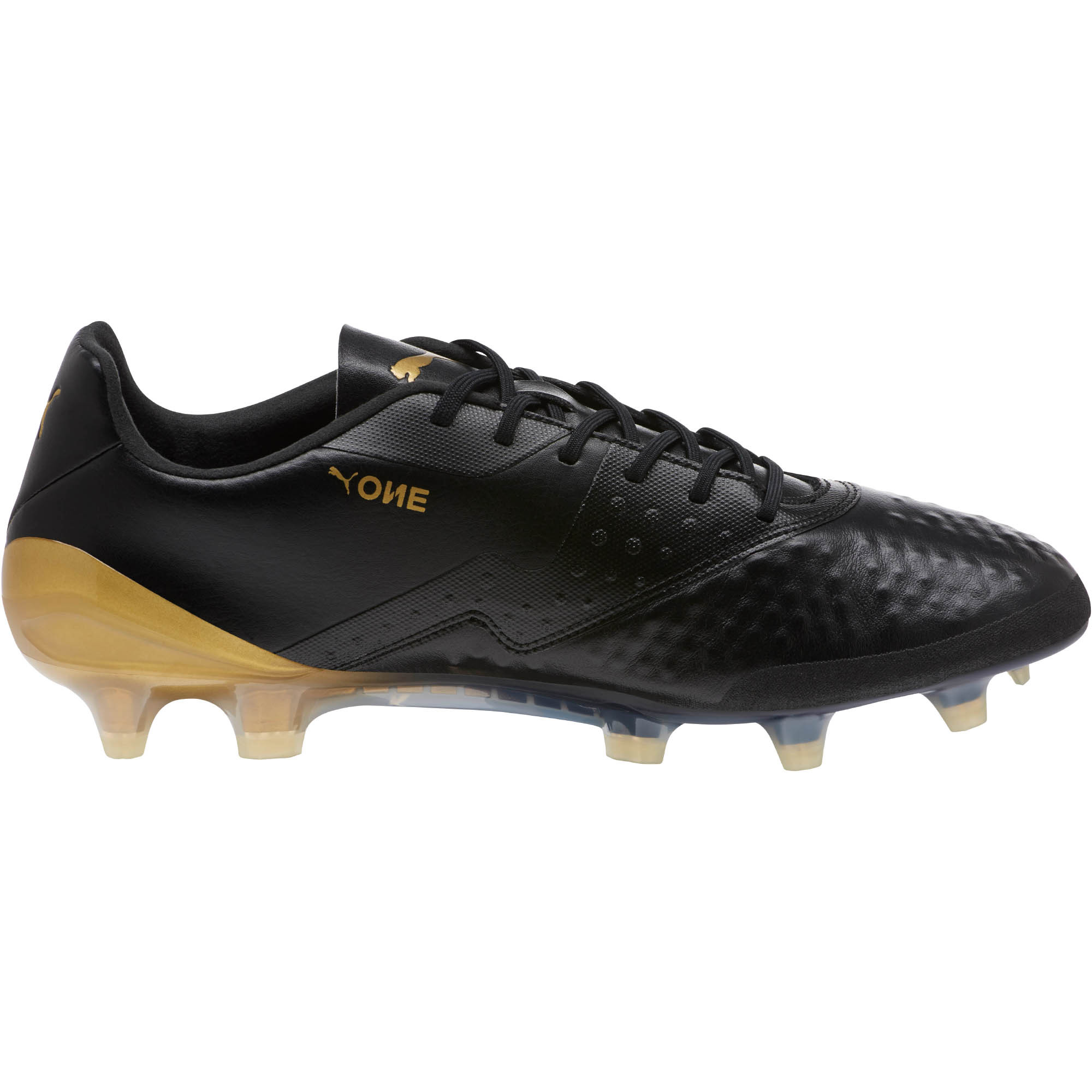 Image Puma PUMA ONE 1 Leather Low FG/AG Men's Football Boots #4