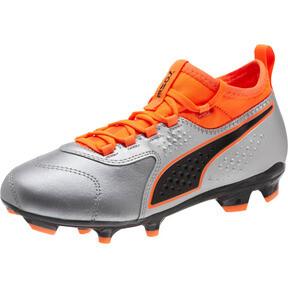 PUMA ONE 3 FG Soccer Cleats JR