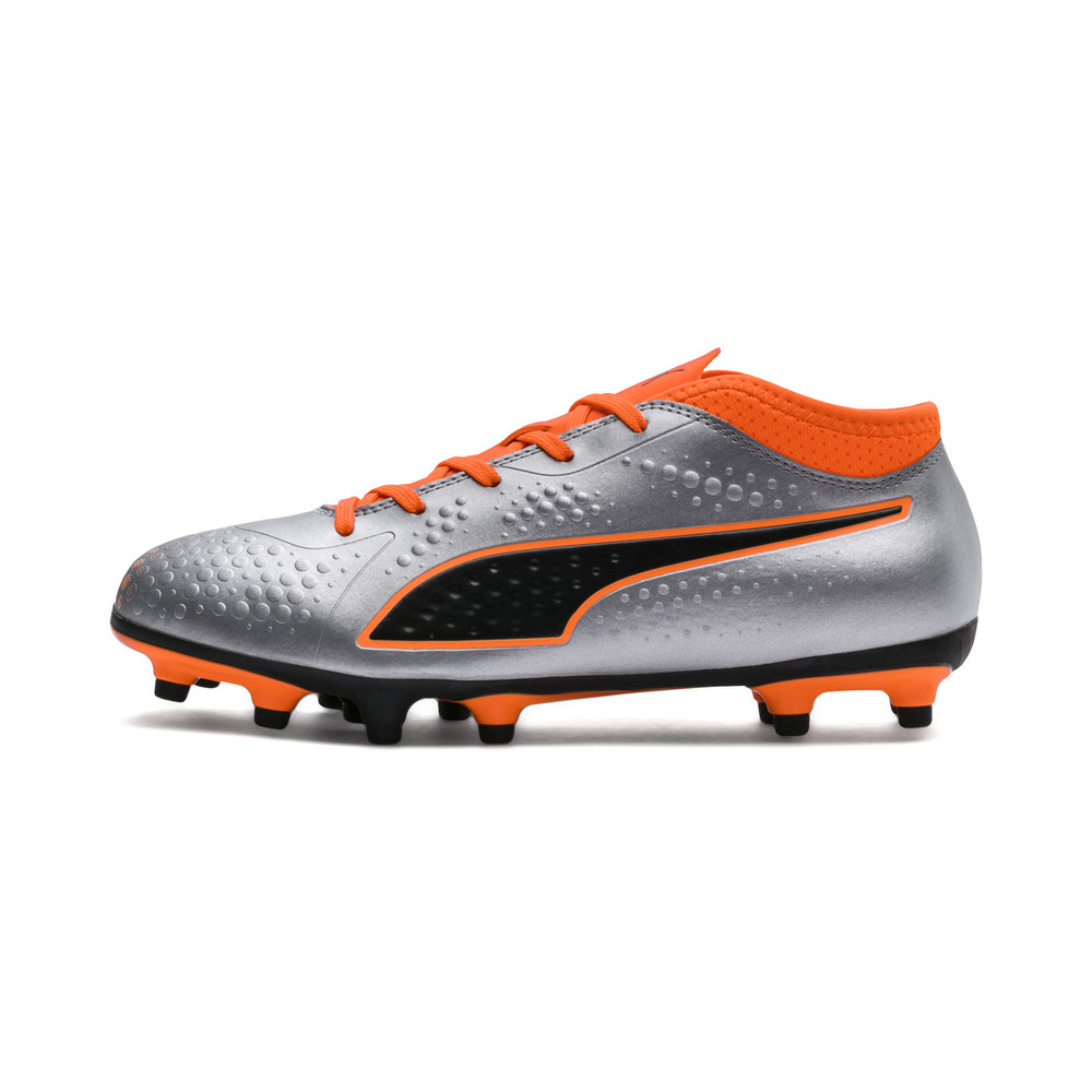 Image PUMA PUMA ONE 4 Synthetic FG Kids' Football Boots #1