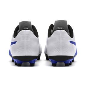 Thumbnail 4 of Rapido FG Men's Soccer Cleats, White-Royal Blue-Light Gray, medium