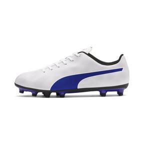 Thumbnail 1 of Rapido FG Men's Soccer Cleats, White-Royal Blue-Light Gray, medium