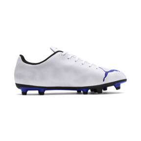 Thumbnail 6 of Rapido FG Men's Soccer Cleats, White-Royal Blue-Light Gray, medium