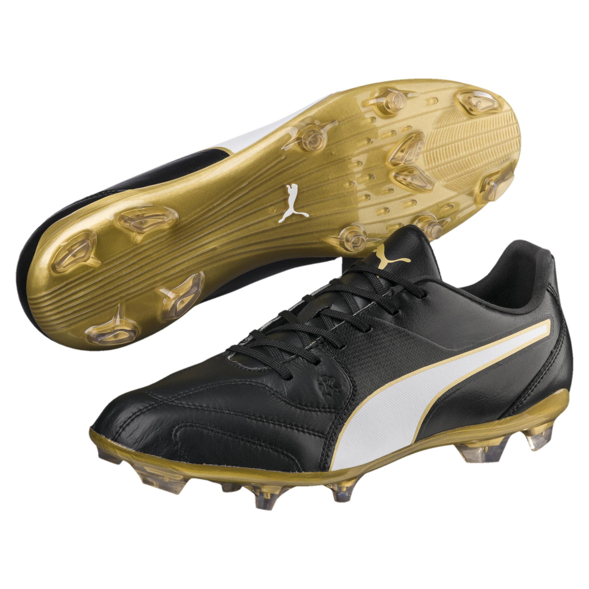 3fa0c65f2a4 Capitano II Men's Football Boots | 10 - Black | Puma