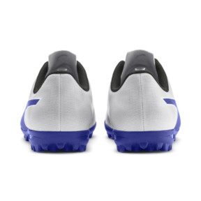 Thumbnail 3 of Rapido TT Boy's Soccer Cleats JR, White-Royal Blue-Light Gray, medium