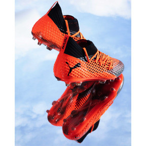 Thumbnail 6 of フューチャー 2.1 NETFIT FG/AG, Black-Orange, medium-JPN