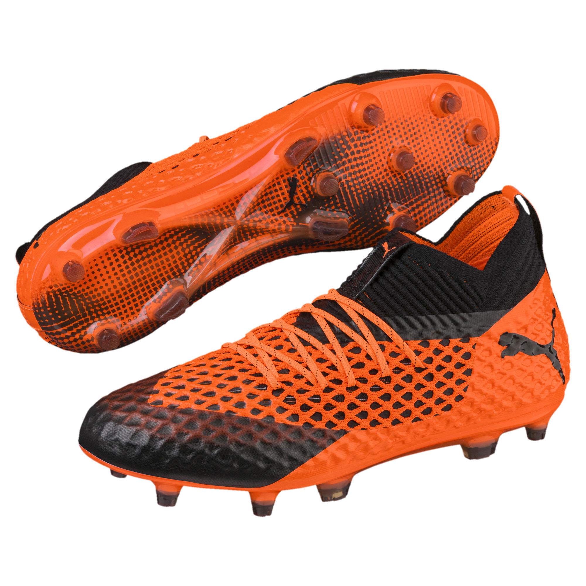 Image Puma FUTURE 2.1 NETFIT FG/AG Men's Football Boots #2