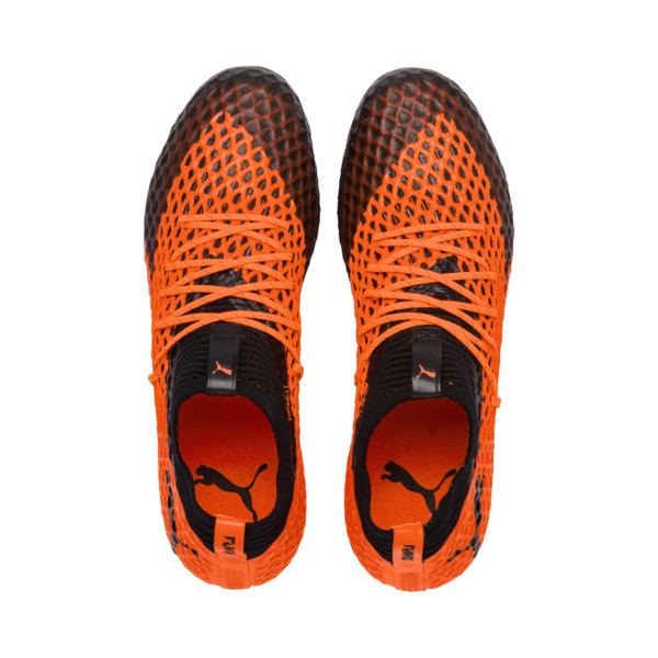 フューチャー 2.1 NETFIT FG/AG, Black-Orange, large-JPN