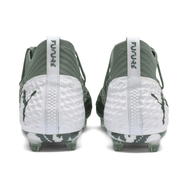 FUTURE 2.1 NETFIT FG/AG Men's Football Boots, Laurel Wreath-White-Black, large