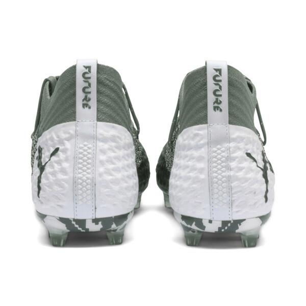9f28385bd FUTURE 2.1 NETFIT FG/AG Men's Soccer Cleats, Laurel Wreath-White-Black