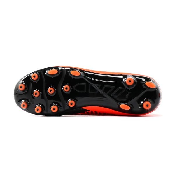 キッズ フューチャー 2.4 HG JR (20-24cm), Puma Black-Shocking Orange, large-JPN