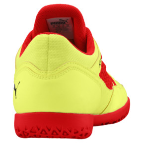 Thumbnail 4 of 365 NETFIT CT Men's Court Training Shoes, Yellow-Red-Black, medium