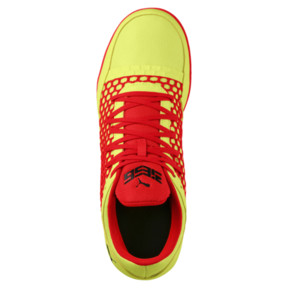 Thumbnail 5 of 365 NETFIT CT Men's Court Training Shoes, Yellow-Red-Black, medium