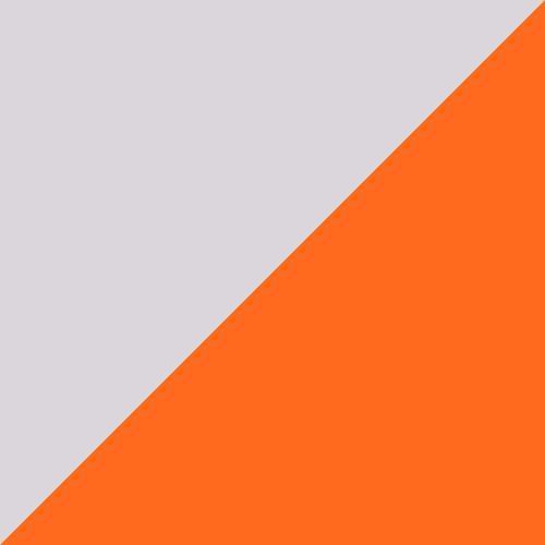 White-Black-Orange