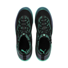 Thumbnail 6 of 365 IGNITE FUSE 1 Men's Soccer Cleats, Black-Green, medium