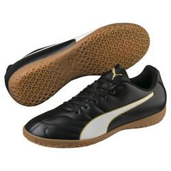 <プーマ公式通販> 30%OFF!プーマ クラシコ C II インドアトレーニング メンズ Puma Black-Puma White-Gold画像