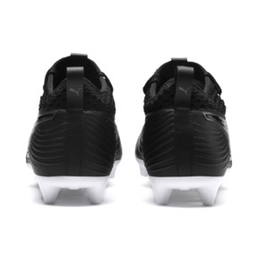 Thumbnail 3 of PUMA ONE 19.2 FG/AG Herren Fußballschuhe, Puma Black-Puma Black-White, medium