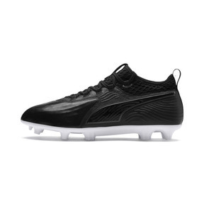 Thumbnail 1 of PUMA ONE 19.2 FG/AG Herren Fußballschuhe, Puma Black-Puma Black-White, medium