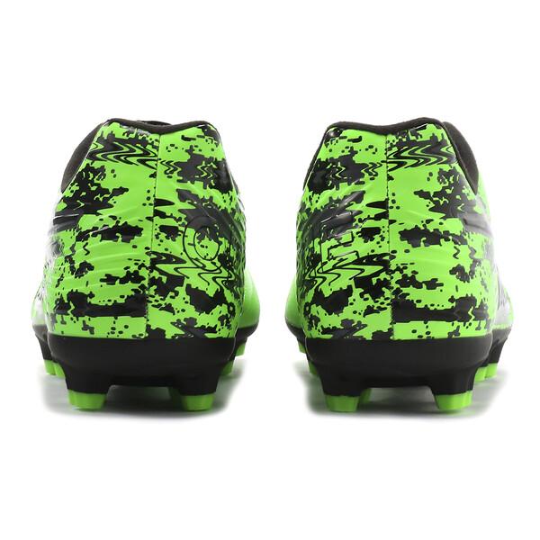 プーマ ワン 19.3 CC HG, Green Gecko-Black-Gray, large-JPN