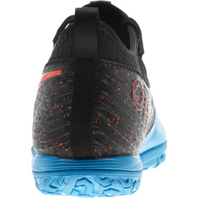 Thumbnail 3 of PUMA ONE 19.3 IT Men's Soccer Shoes, Bleu Azur-Red Blast-Black, medium