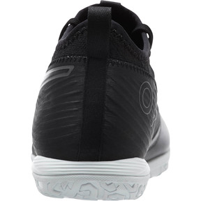 Thumbnail 3 of PUMA ONE 19.3 IT Men's Soccer Shoes, Puma Black-Puma Black-White, medium