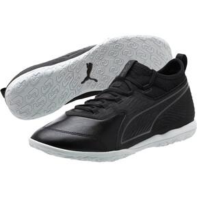 Thumbnail 2 of PUMA ONE 19.3 IT Men's Soccer Shoes, Puma Black-Puma Black-White, medium